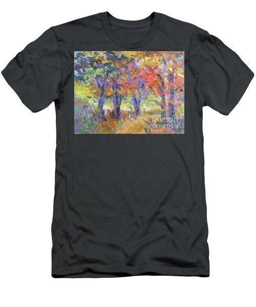 Woodland Walk Men's T-Shirt (Athletic Fit)