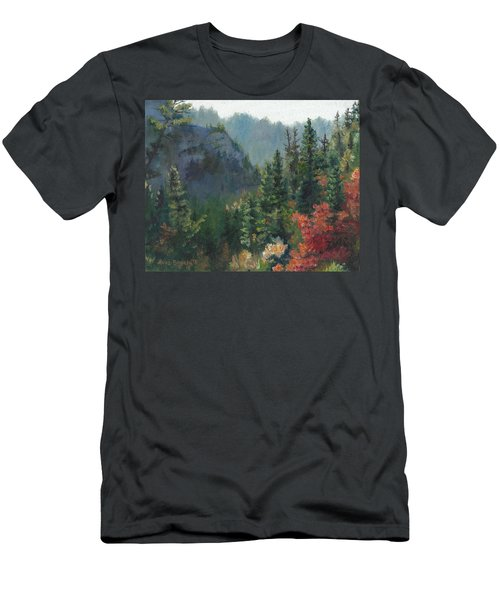 Woodland Wonder Men's T-Shirt (Athletic Fit)