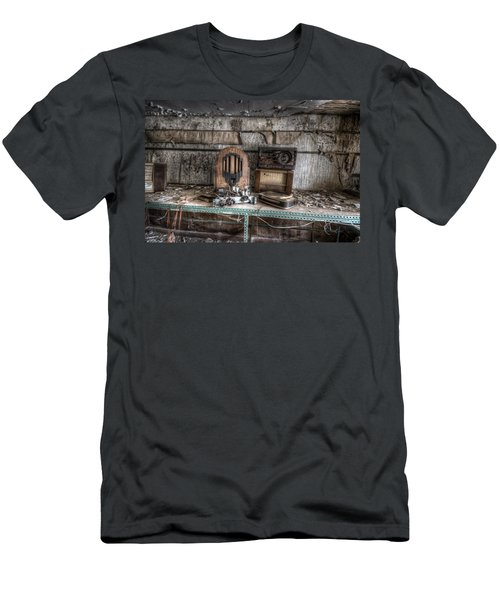 Work Time Men's T-Shirt (Slim Fit) by Nathan Wright
