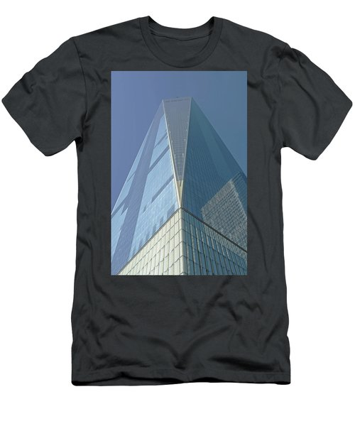 World Trade Center 2016 Men's T-Shirt (Athletic Fit)