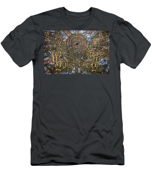 Worlds Visible And Invisible Men's T-Shirt (Athletic Fit)