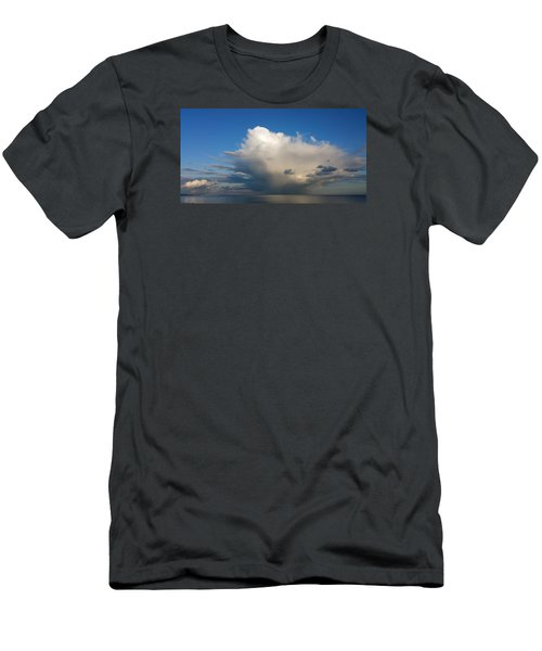 Worthing  Cloudscape1 Men's T-Shirt (Athletic Fit)