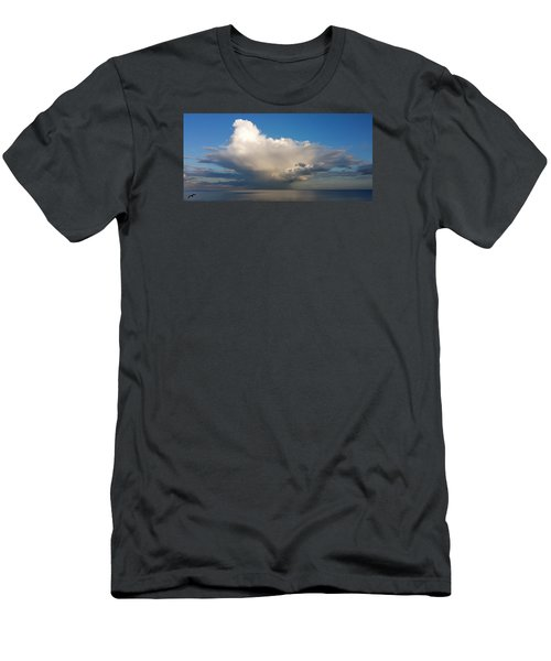 Worthing Cloudscape2 Men's T-Shirt (Athletic Fit)