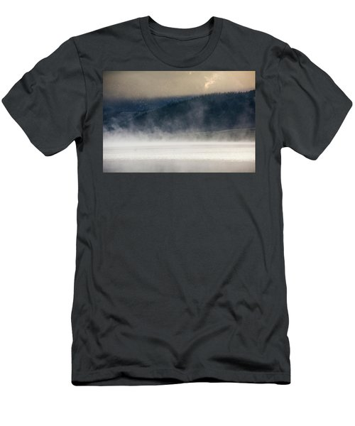 Men's T-Shirt (Slim Fit) featuring the photograph Wow by Brian N Duram