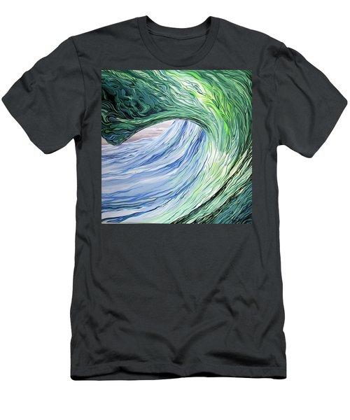 Wrap Around Men's T-Shirt (Athletic Fit)