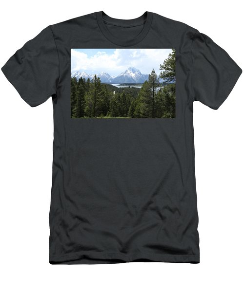Wyoming 6490 Men's T-Shirt (Athletic Fit)