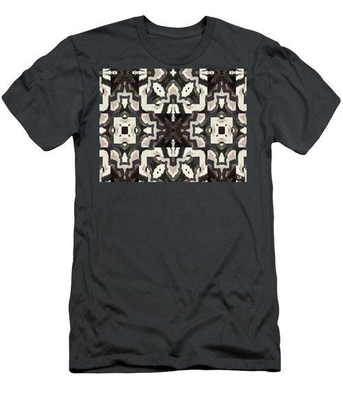 X Marks The Spot Men's T-Shirt (Slim Fit) by Maria Watt