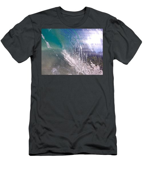 X-ray Glass Men's T-Shirt (Athletic Fit)