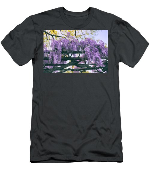 Winsome Wisteria Men's T-Shirt (Athletic Fit)