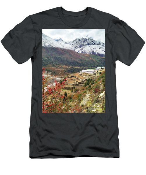 Yak Kharka Men's T-Shirt (Athletic Fit)