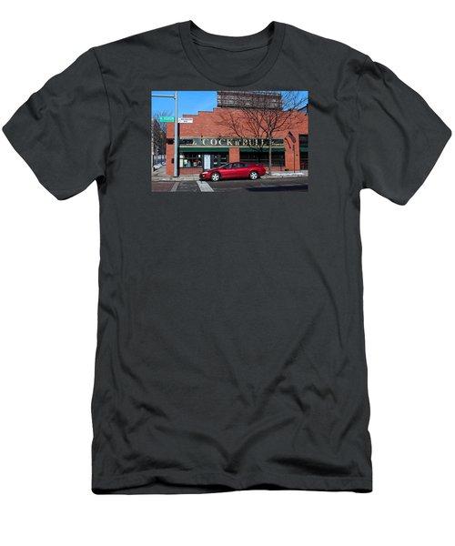 Ye Olde Cock N Bull Men's T-Shirt (Slim Fit)