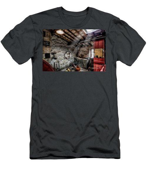Ye Olde Workshop Men's T-Shirt (Athletic Fit)