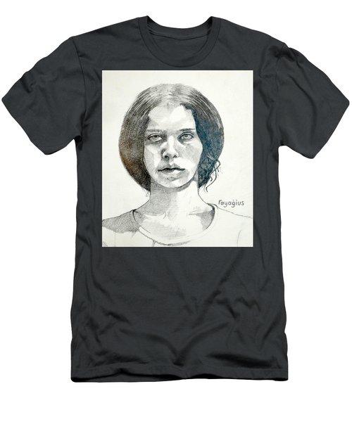 Yelena Men's T-Shirt (Athletic Fit)