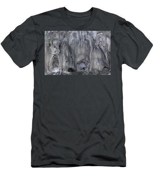 Yellowstone 3683 Men's T-Shirt (Slim Fit) by Michael Fryd