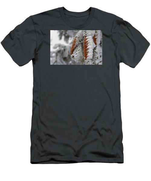 Yep, It's Winter Men's T-Shirt (Slim Fit) by Andreas Levi