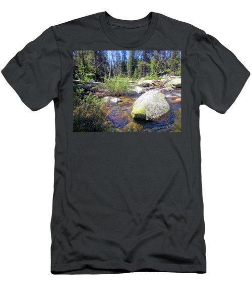 Yosemite Hidden Stream Men's T-Shirt (Athletic Fit)