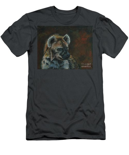 You Don't See Me Laughing......hyena Men's T-Shirt (Athletic Fit)