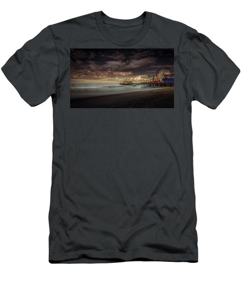 Enchanted Pier Men's T-Shirt (Athletic Fit)