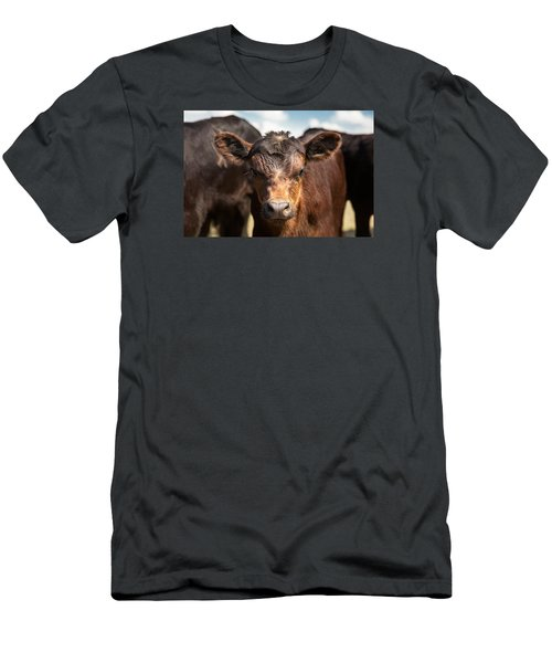 Young Angus Men's T-Shirt (Athletic Fit)