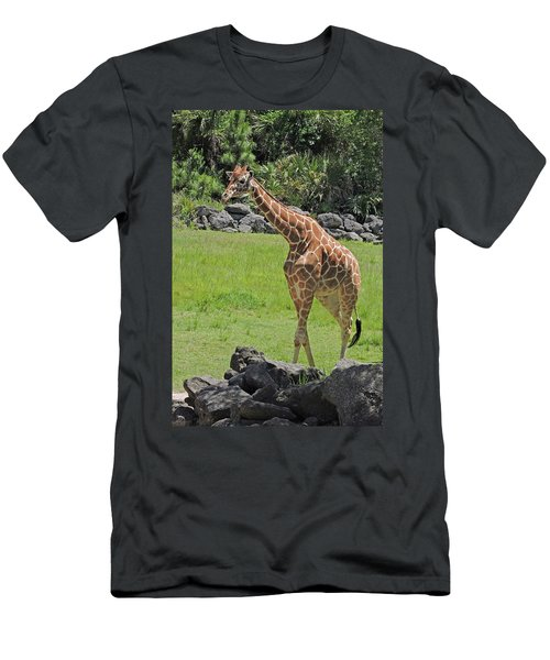 Youthful Men's T-Shirt (Athletic Fit)