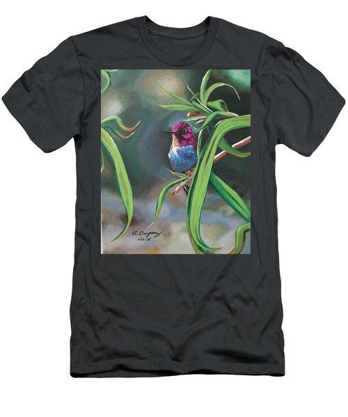 Yuma Hummer  Men's T-Shirt (Athletic Fit)