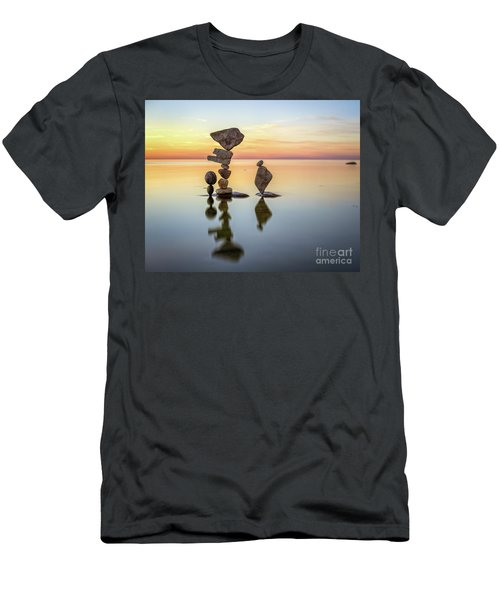 Zen Art Men's T-Shirt (Athletic Fit)