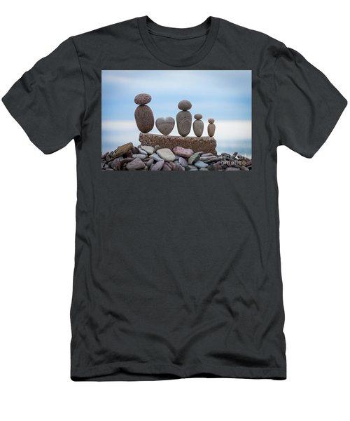 Zen Family Men's T-Shirt (Athletic Fit)