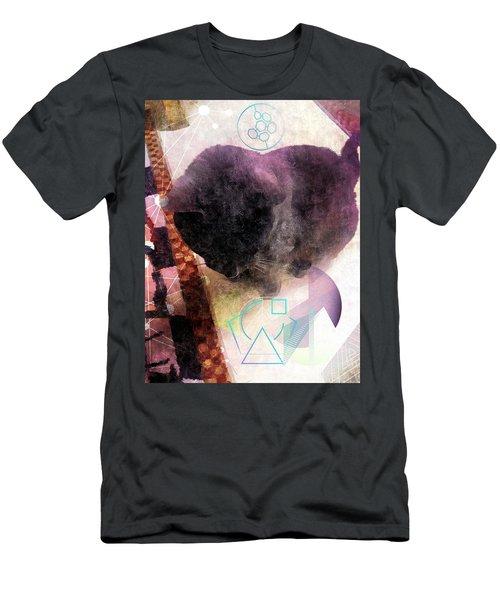 Zeus Men's T-Shirt (Slim Fit) by Karl Reid