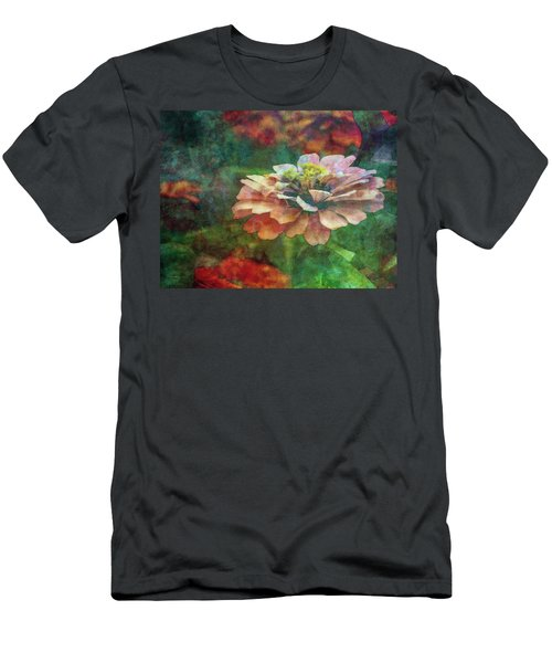 Zinnia Impression 1120 Idp_2 Men's T-Shirt (Athletic Fit)