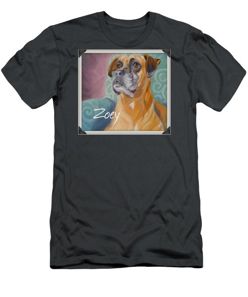 Zoey T Shirt To Order Men's T-Shirt (Athletic Fit)