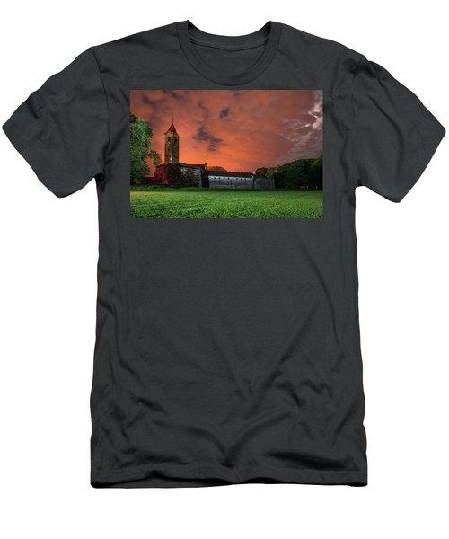 Zrinskis' Castle 2 Men's T-Shirt (Athletic Fit)