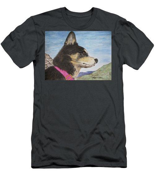 Zuma Men's T-Shirt (Slim Fit) by Megan Cohen