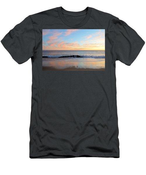 1/6/19 Obx Sunrise Men's T-Shirt (Athletic Fit)