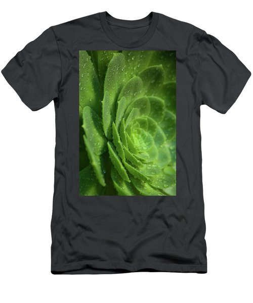 Men's T-Shirt (Athletic Fit) featuring the photograph Aenomium_4140 by Mark Shoolery
