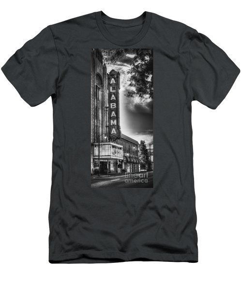 Alabama Theatre Men's T-Shirt (Athletic Fit)