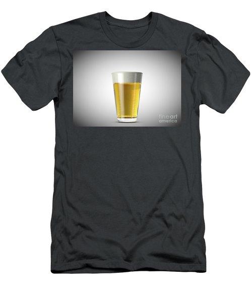 Beer Pint Men's T-Shirt (Athletic Fit)