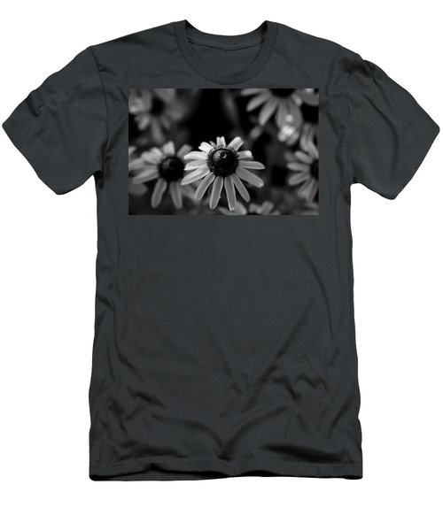 Men's T-Shirt (Athletic Fit) featuring the photograph Black-eyed Susan  by Jeff Phillippi