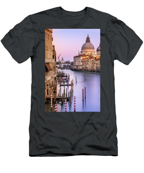 Evening Light In Venice Men's T-Shirt (Athletic Fit)