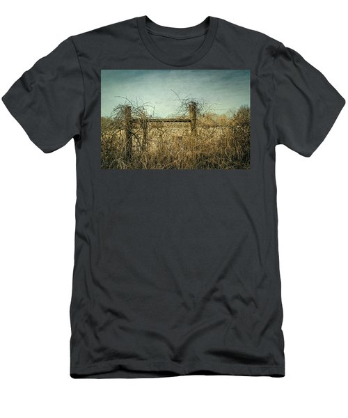 Men's T-Shirt (Athletic Fit) featuring the photograph Faded Beauty by Allin Sorenson