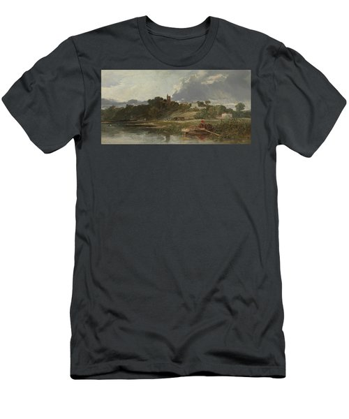 Gillingham On The Medway  Men's T-Shirt (Athletic Fit)