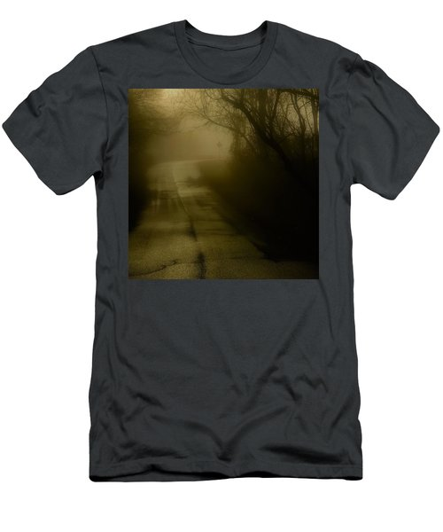 Golden Fog Men's T-Shirt (Athletic Fit)