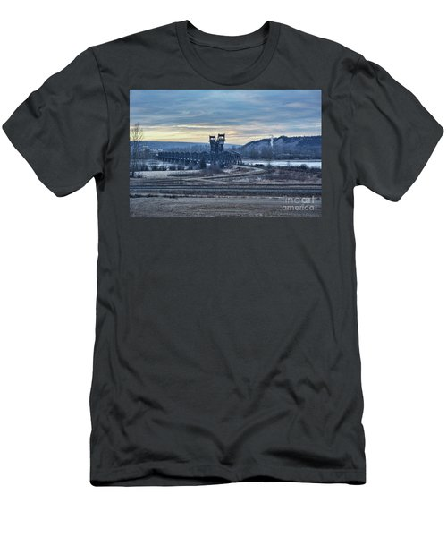 Grand Trunk Pacific Railway Men's T-Shirt (Athletic Fit)