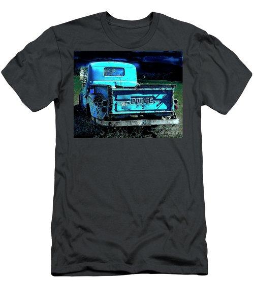 Green Dodge Men's T-Shirt (Athletic Fit)