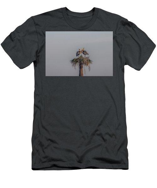 It Must Be Love Men's T-Shirt (Athletic Fit)