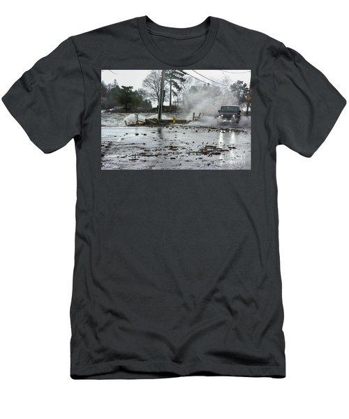 Jeep Splash Men's T-Shirt (Athletic Fit)