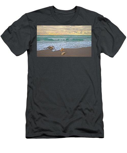 Jupiter Beach Men's T-Shirt (Athletic Fit)