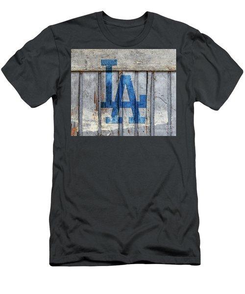La Dodgers Men's T-Shirt (Athletic Fit)