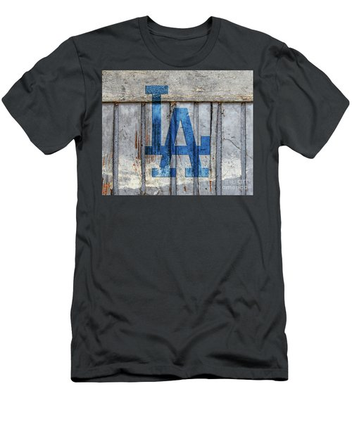 La Dodgers Men's T-Shirt (Athletic Fit)
