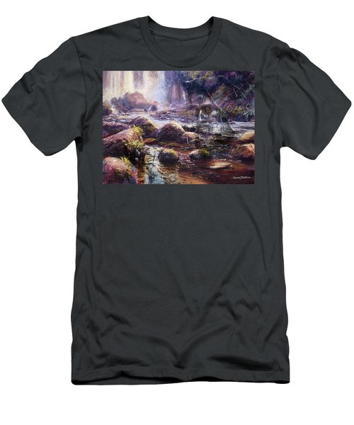 Living Water Men's T-Shirt (Athletic Fit)