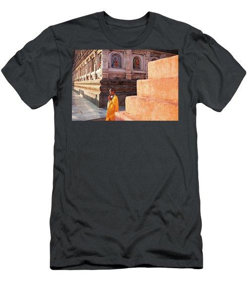 Mahabodhi Men's T-Shirt (Athletic Fit)